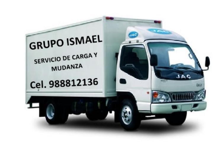 Servicio de carga y mudanza