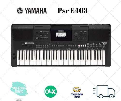 Yamaha psr e463 oferta nuevos