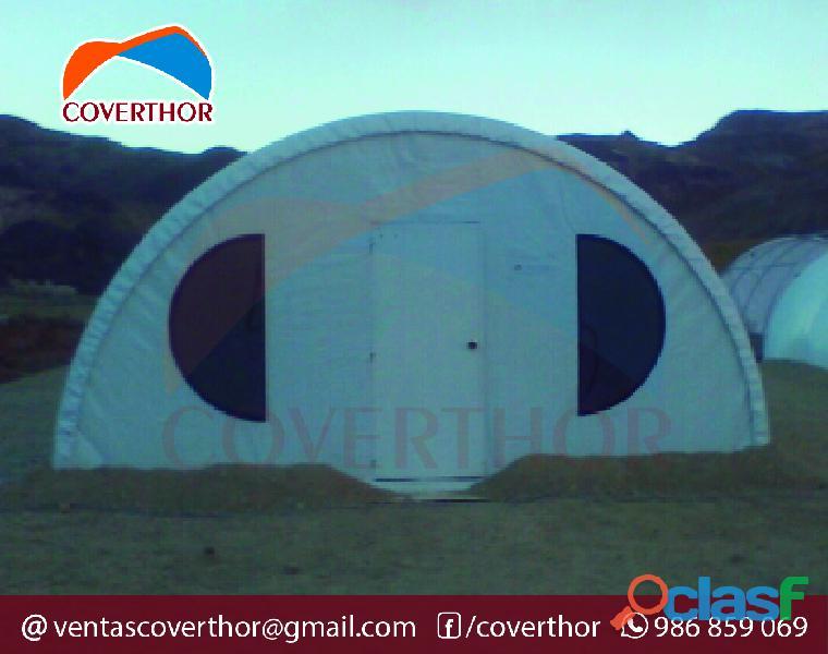 Campamentos Mineros Coverthor 1