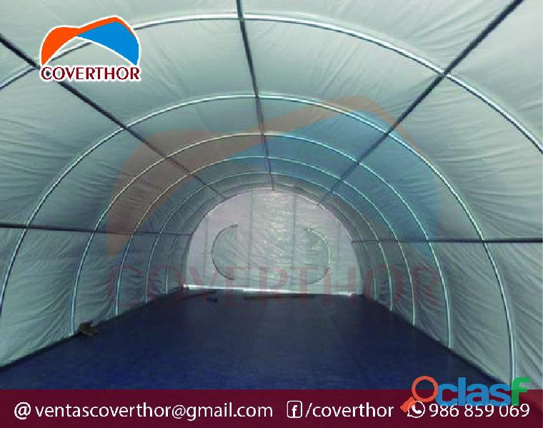 Campamentos Mineros Coverthor 2