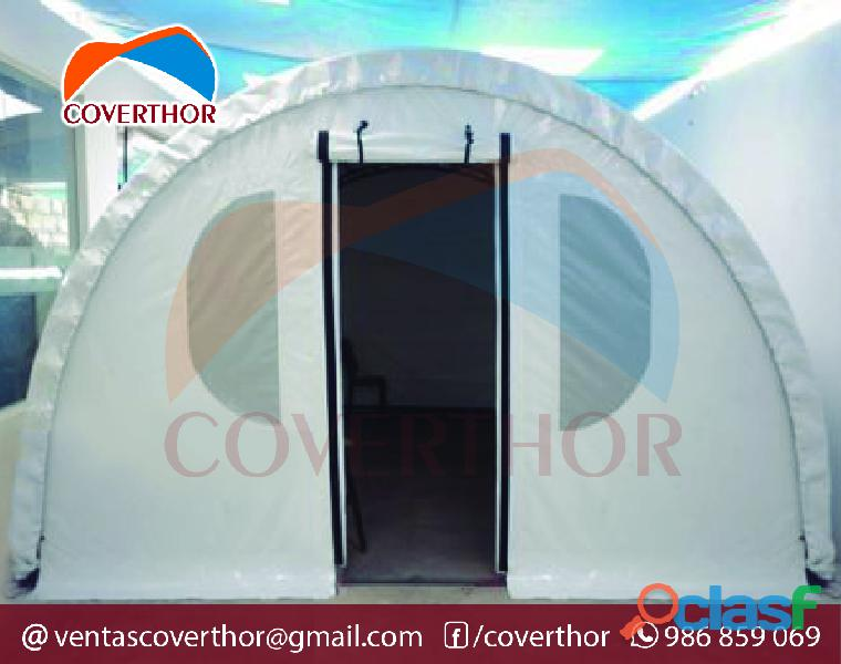 Campamentos Mineros Coverthor 4