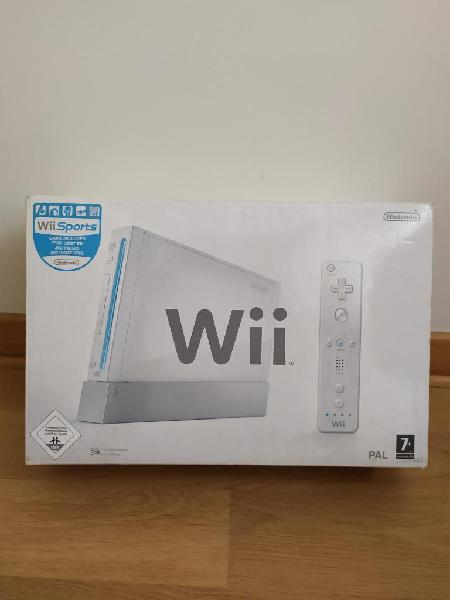 Consola nintendo wii wii fit