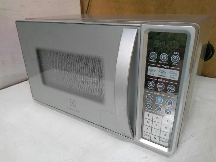 Horno microondas electrolux 25 ltrs