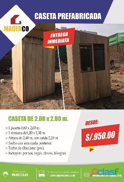 Kioscos Casetas Modulos Prefabricadas Chollos Enero