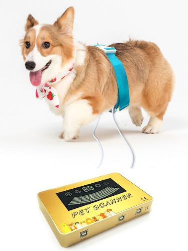 Analizador de mascotas, pet scanner de animales