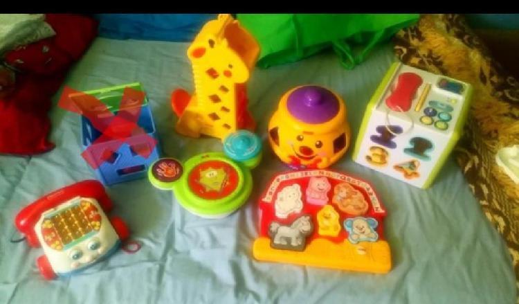 Remato lote de juguetes