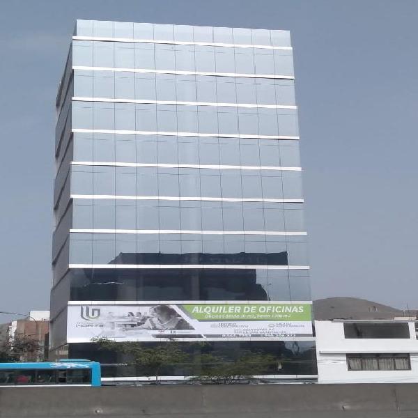 Alquiler: oficinas - lima norte