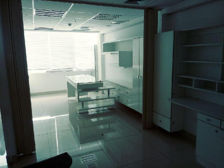Alquiler de oficina 100.49 m² chacarilla