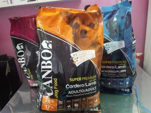 Cambo,alimento para mascotas dog y cat,super premiun