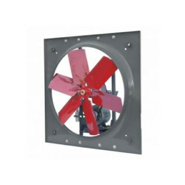 Campanas extractoras, ventilación industrial y aire