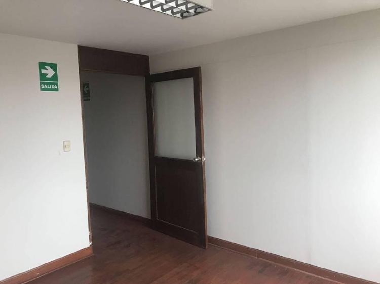 Funcional oficina en centro financiero de san isidro