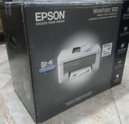 Impresora epson workforce k301 nueva