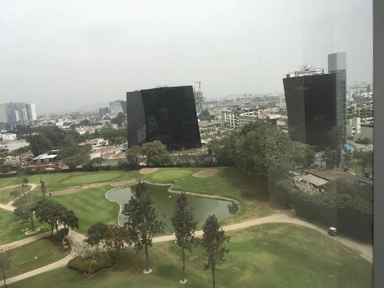Inmejorable ubicación, vista directa al campo de golf