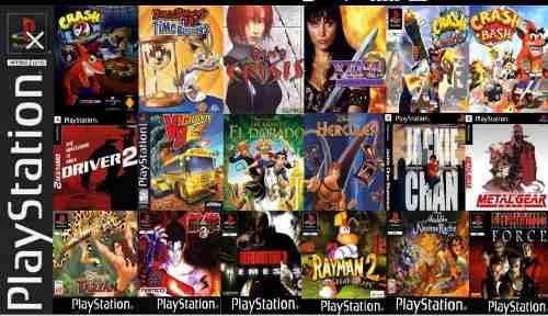 Juegos ps1 nuevos play station 1