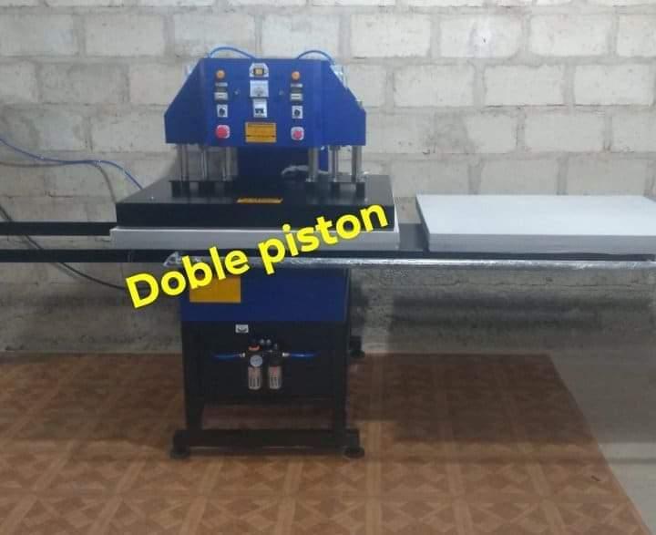 Maquina sublimadora textil