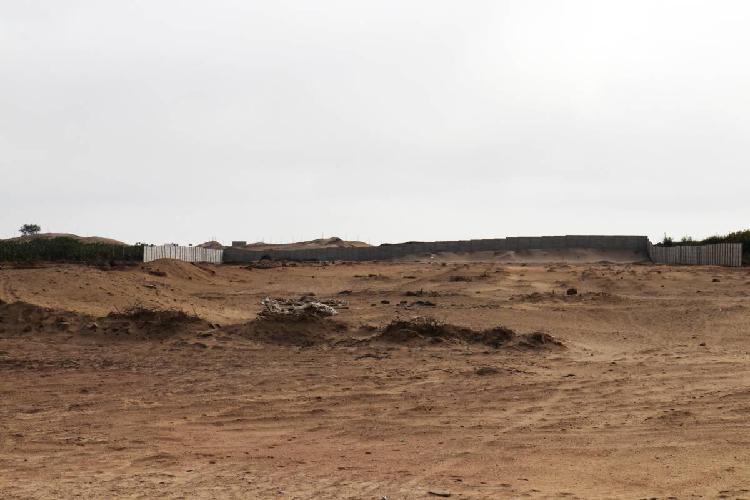 Se alquila amplio terreno industrial y residencial en chilca