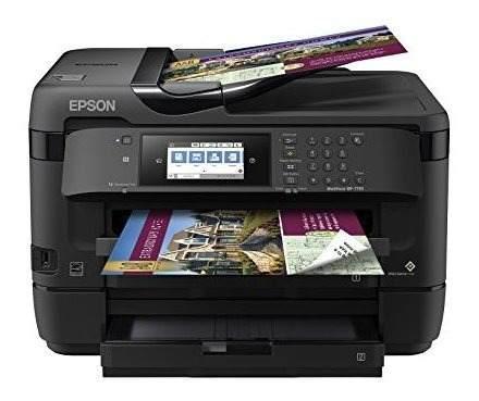 Workforce wf7720 impresora de inyeccion de tinta en color de