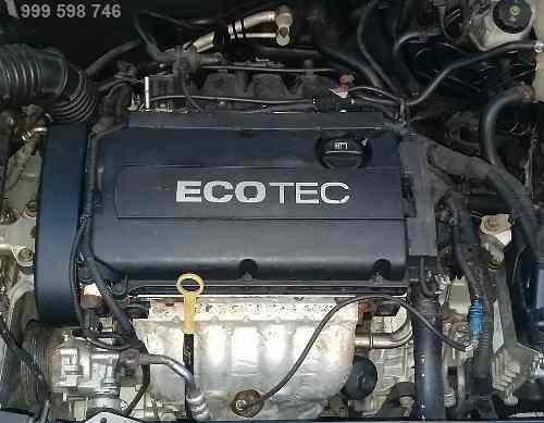 Motor chevrolet cruze 1.8 ls at del 2010 por piezas o partes