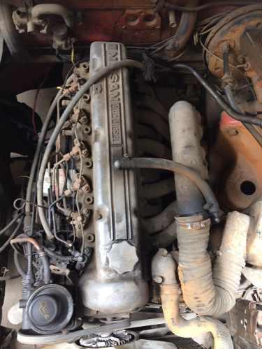 Motor nissan ld28 para combi o camioncito