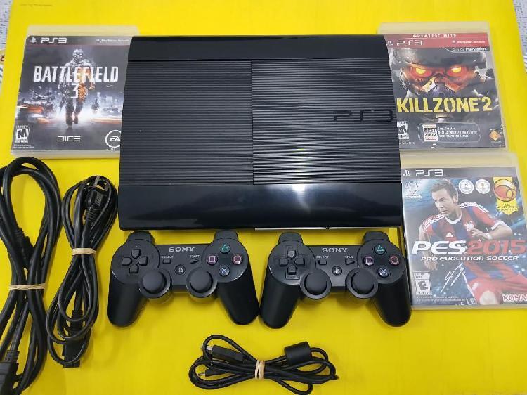 Playstation 3 de 500 gb