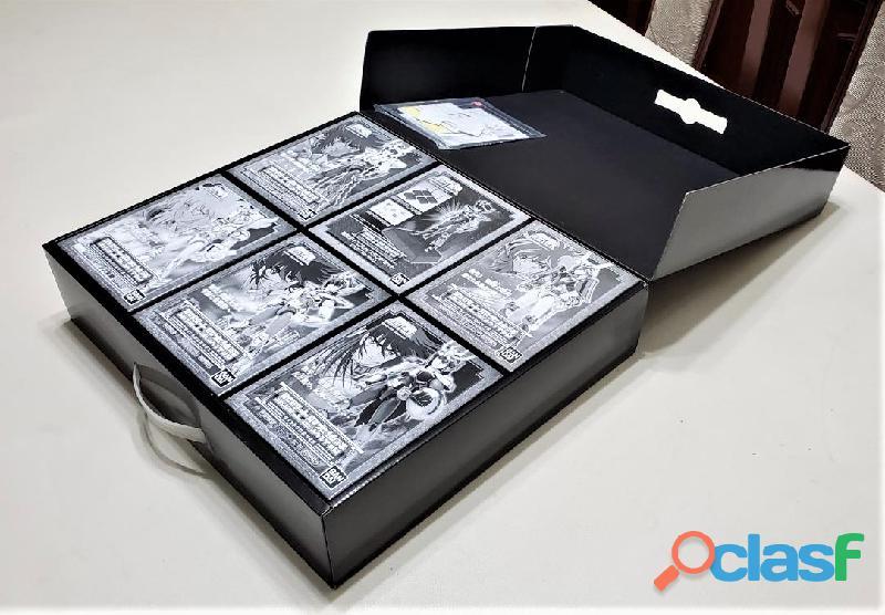 Caja box saint seita de bronce, myth clost 2007