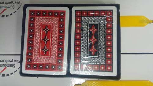 6 barajas, cartas naipes barajas lancer