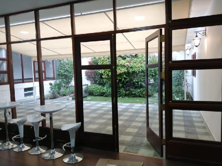 Alquiler casa/casa para oficina 1,000 m² - $6500 + igv -