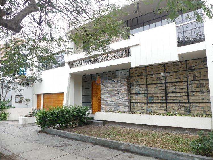 Alquiler de casa jesús maría para oficina 450 m²