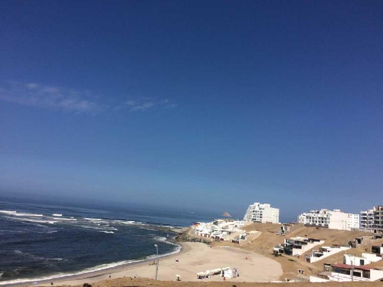 Alquilo casa vista al mar punta hermosa frente a playa