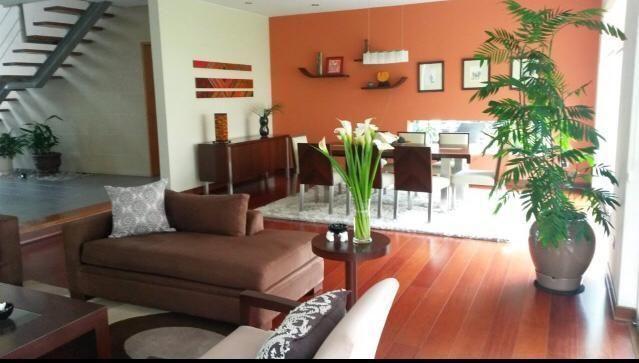 Casa en alquiler linda y moderna 1era etapa sol de la molina