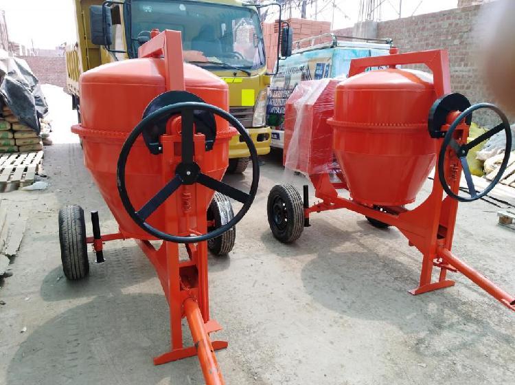 Mezcladora de concreto trompo winches apisonadoras planchas