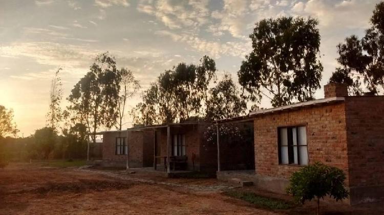 Ocasión se vende terreno rural de 10,000 m² y casa de
