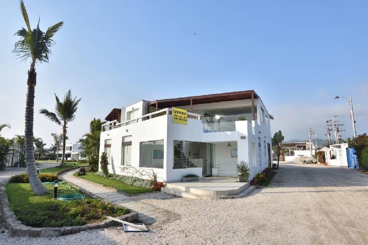 Vendo o alquilo casa de playa club mar azul asia