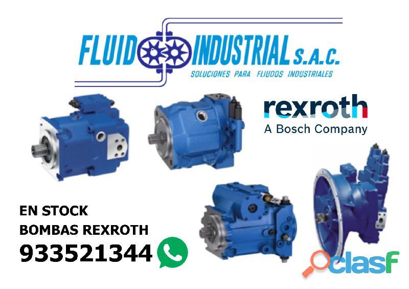 Bombas hidraulica rexroth