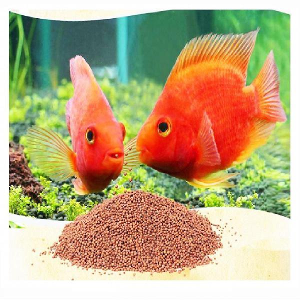 Alimento premium pellets peces goldfish ciclidos carpa