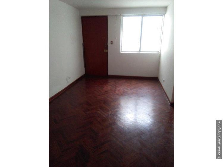 Departamento, alquiler, san borja norte, piso 4