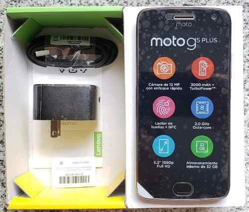 Motorola Moto G5 Plus - 32 Gb