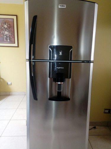 Refrigeradora mabe no frost semi nueva s/.1.500
