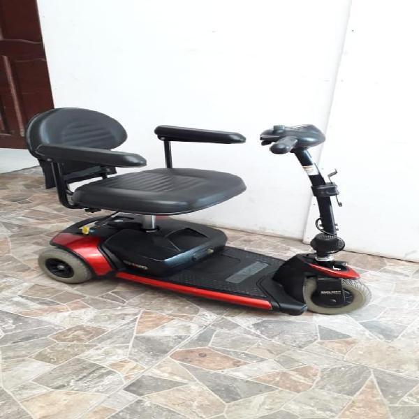 Remato silla de ruedas tipo scooter elec