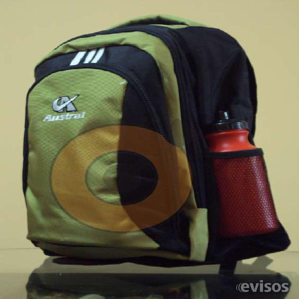 Venta de mochilas, bolsos, confeccion para lima y provincia