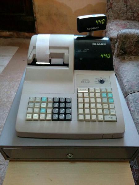 Caja Registradora Sharp Er