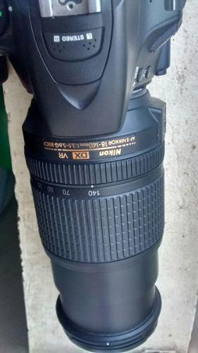 Camara Profecional Nikon Valeria