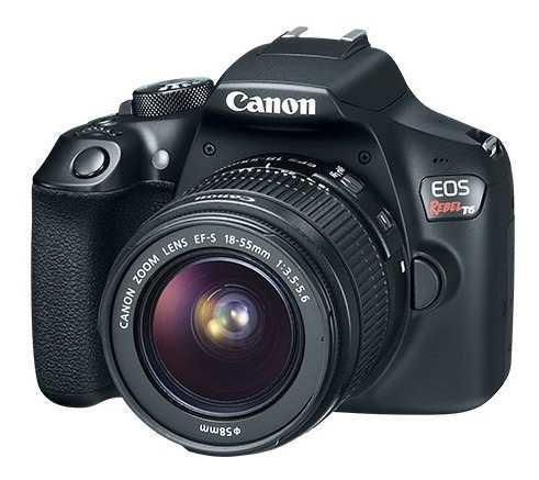 Cámara Canon T6 + Micro Sd 16gb +maletín