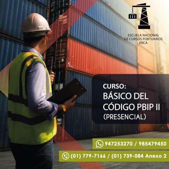 Curso básico del código pbip ii en Lima