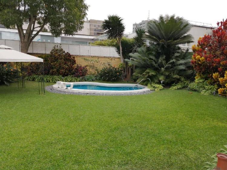 Estupenda Casa Señorial en San Isidro de 1.048 m² con Gran