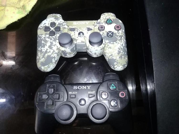Ps3 14 juegos 2 mandos originales
