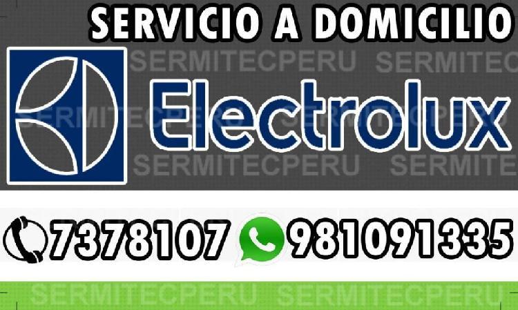 Reparaciones electrolux-lavadoras/secadoras