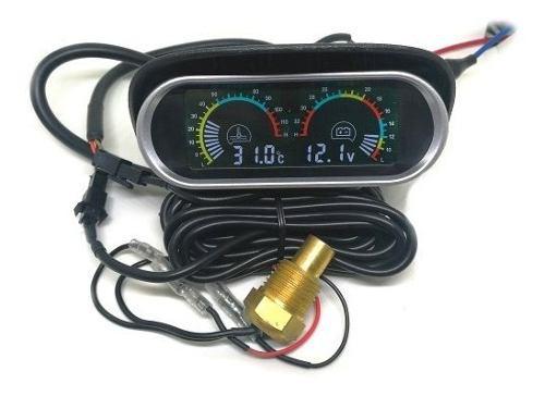 Sensor de temperatura digital todo tipo de vehículo