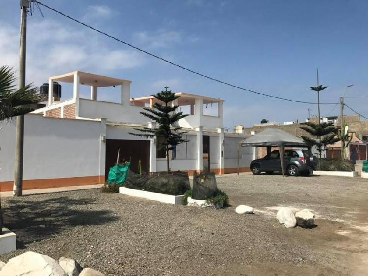 Venta casa de playa en cerro azul