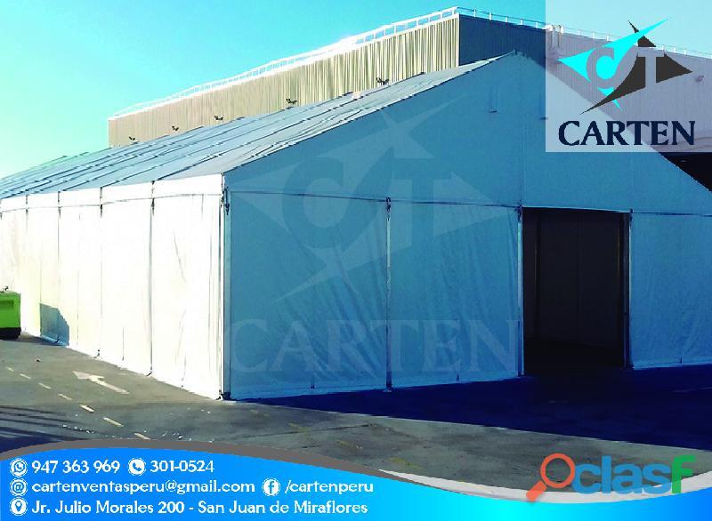 Carpas Ideales Para Campaña Carten Perú 1